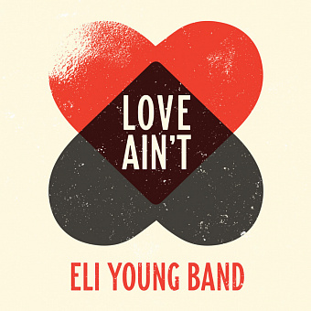 Eli Young Band - Love Ain't ноты для фортепиано