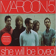 Maroon 5 - She Will Be Loved ноты для фортепиано