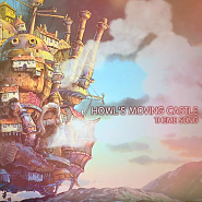Joe Hisaishi - Howl's Moving Castle [OST - Theme Song] ноты для фортепиано