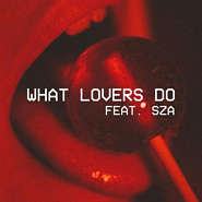 Ноты Maroon 5 - What Lovers Do