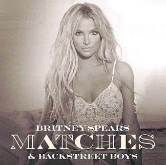 Britney Spears, Backstreet Boys - Matches ноты для фортепиано