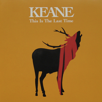 Keane - This Is The Last Time ноты для фортепиано