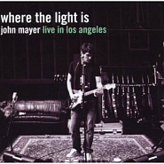 John Mayer - Free Fallin' (Live at the Nokia Theatre) ноты для фортепиано