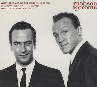 Robson & Jerome - What Becomes of the Brokenhearted ноты для фортепиано