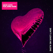 David Guetta - Don't Leave Me Alone (feat. Anne-Marie) ноты для фортепиано