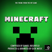 Geek Music - Minecraft Calm 1- Main Theme ноты для фортепиано