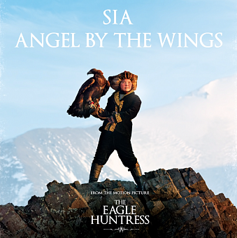 Sia - Angel By The Wings ноты для фортепиано
