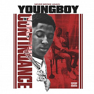 YoungBoy Never Broke Again - Self Control ноты для фортепиано