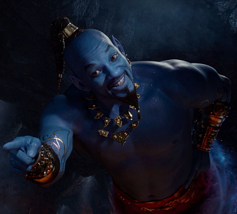 Will Smith, DJ Khaled - Friend Like Me (End Title, From Aladdin 2019) ноты для фортепиано