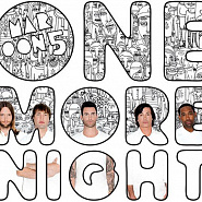 Ноты Maroon 5 - One More Night
