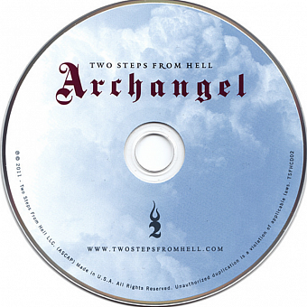 Two Steps from Hell - Archangel ноты для фортепиано
