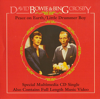 David Bowie, Bing Crosby - The Little Drummer Boy (Peace On Earth) ноты для фортепиано