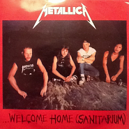 Ноты Metallica - Welcome home (Sanitarium)