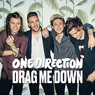 One Direction - Drag Me Down ноты для фортепиано