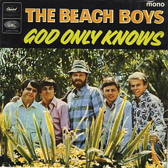 The Beach Boys - God Only Knows ноты для фортепиано