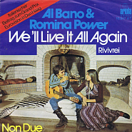 Al Bano & Romina Power - We'll Live It All Again ноты для фортепиано