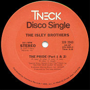 The Isley Brothers - The Pride ноты для фортепиано