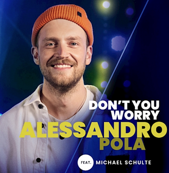 Alessandro Pola, Michael Schulte - Don't You Worry ноты для фортепиано