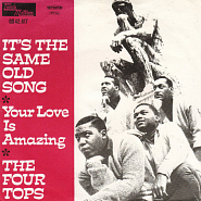 The Four Tops - It's the Same Old Song ноты для фортепиано