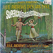 Julie Andrews и др. - Supercalifragilisticexpialidocious (From Mary Poppins) ноты для фортепиано
