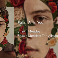 Shawn Mendes - Fallin' All In You ноты для фортепиано