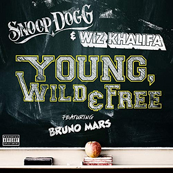 Snoop Dogg, Wiz Khalifa, Bruno Mars - Young, Wild & Free ноты для фортепиано