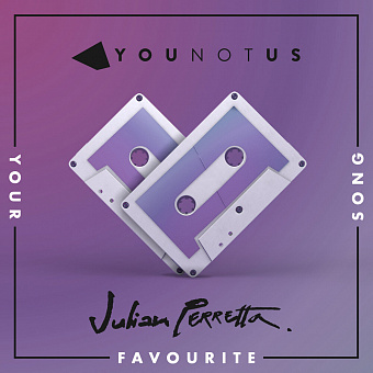 YOUNOTUS, Julian Perretta - Your Favourite Song ноты для фортепиано