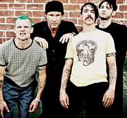 Red Hot Chili Peppers ноты для фортепиано