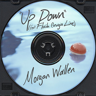 Morgan Wallen, Florida Georgia Line - Up Down ноты для фортепиано