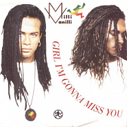 Milli Vanilli - Girl I'm Gonna Miss You ноты для фортепиано