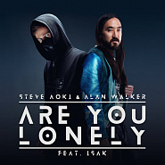 Ноты Alan Walker - Are You Lonely