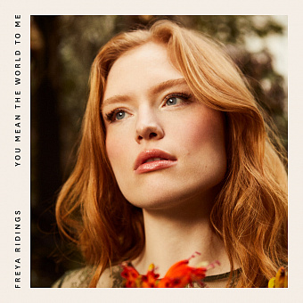 Freya Ridings - You Mean The World To Me ноты для фортепиано