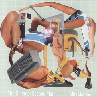 The Dillinger Escape Plan - Setting Fire To Sleeping Giants ноты для фортепиано
