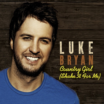 Luke Bryan - Country Girl (Shake It for Me) ноты для фортепиано