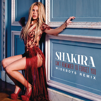 Shakira, Rihanna - Can't Remember to Forget You ноты для фортепиано