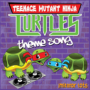 Imitator Tots - Teenage Mutant Ninja Turtles theme ноты для фортепиано