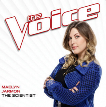 Maelyn Jarmon - The Scientist (The Voice Performance) ноты для фортепиано