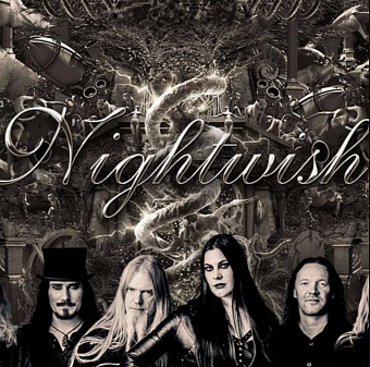 Nightwish - While Your Lips Are Still Red ноты для фортепиано