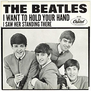 Ноты The Beatles - I Want to Hold Your Hand