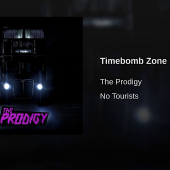 The Prodigy - Timebomb Zone ноты для фортепиано