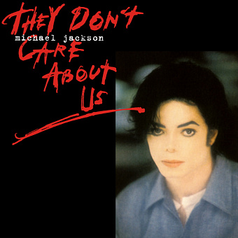 Michael Jackson - They Don't Care About Us ноты для фортепиано