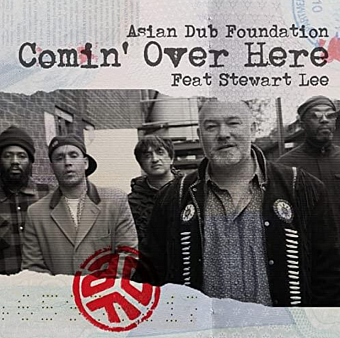 Asian Dub Foundation, Stewart Lee - Comin' Over Here ноты для фортепиано