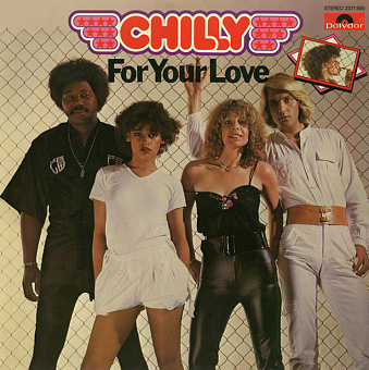 Chilly - For Your Love ноты для фортепиано