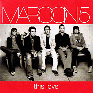 Ноты Maroon 5 - This Love