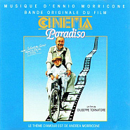 Ennio Morricone - Love Theme (From Cinema Paradiso) ноты для фортепиано