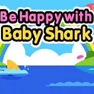 Pinkfong - Be Happy With Baby Shark ноты для фортепиано