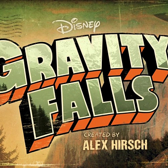 Brad Breeck - Theme Song (Gravity Falls) ноты для фортепиано