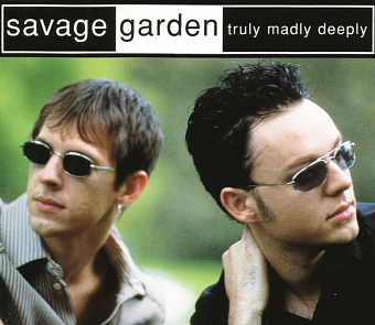 Savage Garden - Truly Madly Deeply ноты для фортепиано