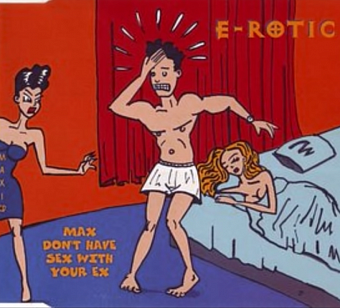 E-Rotic - Max Don't Have Sex With Your Ex ноты для фортепиано