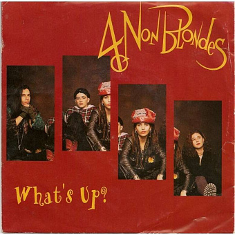 4 Non Blondes - What's Up? ноты для фортепиано